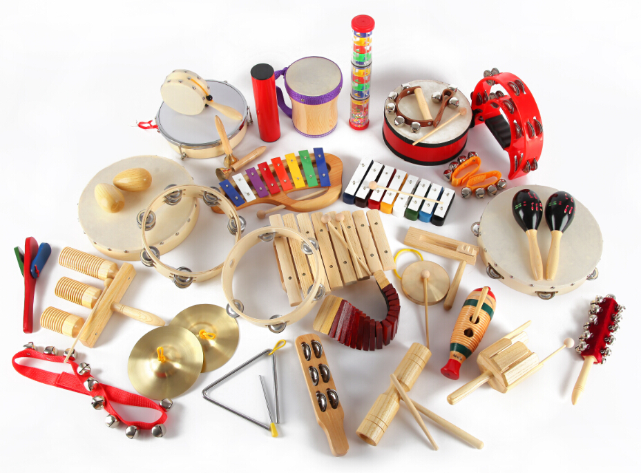 Orff musical instrument
