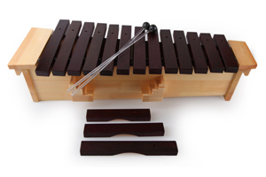 High quality 16keys wooden xylophone for sale