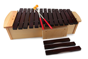 High quality musical instruments wholesale wooden xylophone instrument