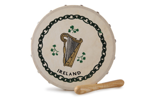 Percussion Instruments Ireland Hand drum
