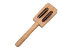 high-quality Hot Sale Wood Jingle Stick for kids toy