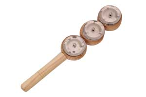 wood orff intruments percussion chatter jingle stick