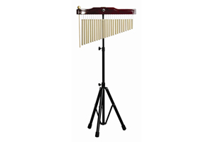 25 tones bar chime with stand wind chime