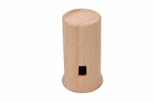 Noise maker wooden bird whistle