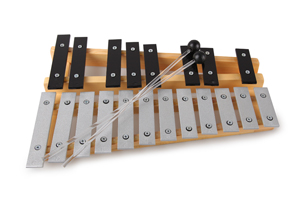 wholesale percussion musical instruments metal xylophone