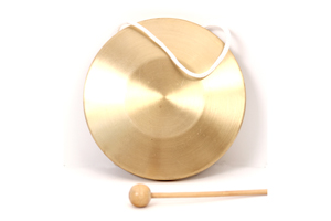 kids Percussion Instruments copper mini gong
