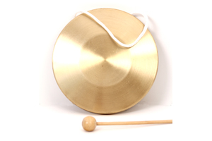 chinese copper Gong for sale musical instrument percussion
