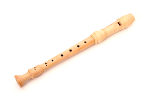 Wooden Flute Musical Instrument for Sale
