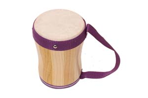 Instrument music wood drum for kid,drum tjw