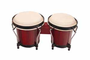 Hand Percussion Instruments Bongo Drum set