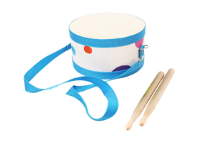 Children's toy drum musical instrument